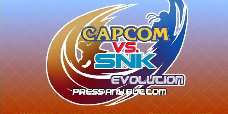 Descargar CAPCOM VS SNK EVOLUTION MUGEN