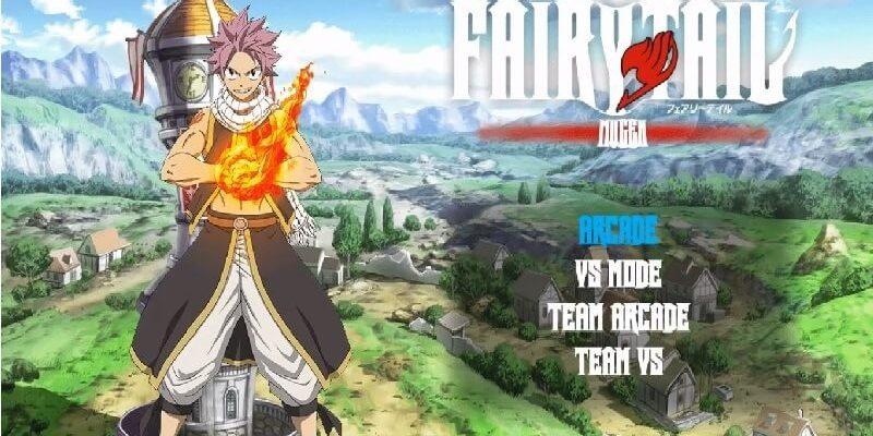 descargar Fairy Tail Mugen V2