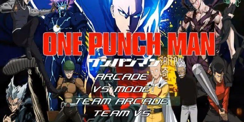 descargar One Punch Man Mugen V2