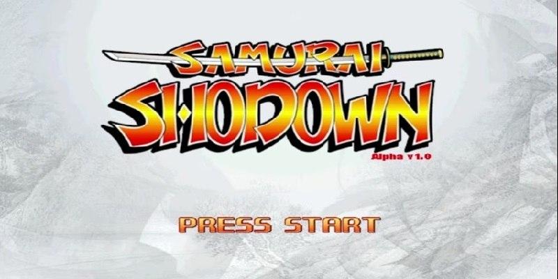 descargar SAMURAI SHODOWN MUGEN pc