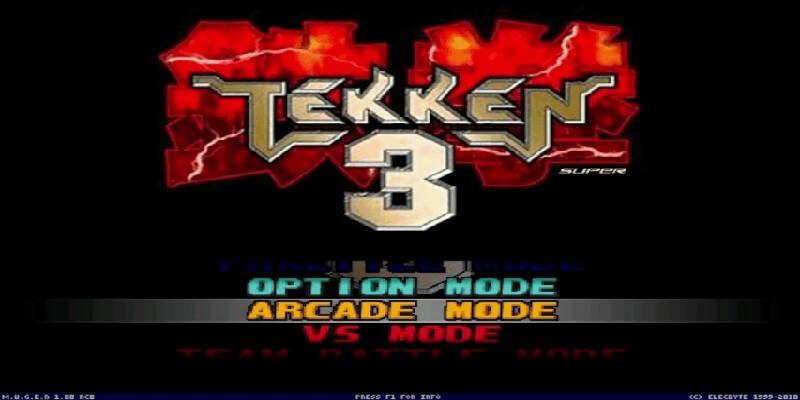 Descargar Tekken 3 Mugen PC