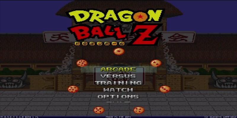 descargar DRAGON BALL Z RETSUDEN MUGEN