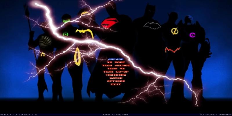 descargar Justice League Unlimited Mugen