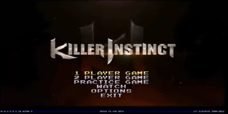 descarar Killer Instinct MUGEN