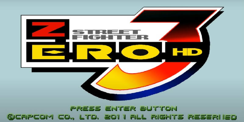 Street Fighter Zero 3 HD MUGEN