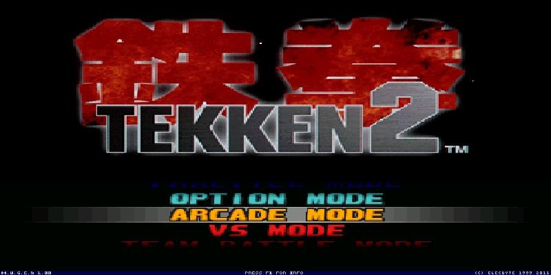Tekken 2 Mugen