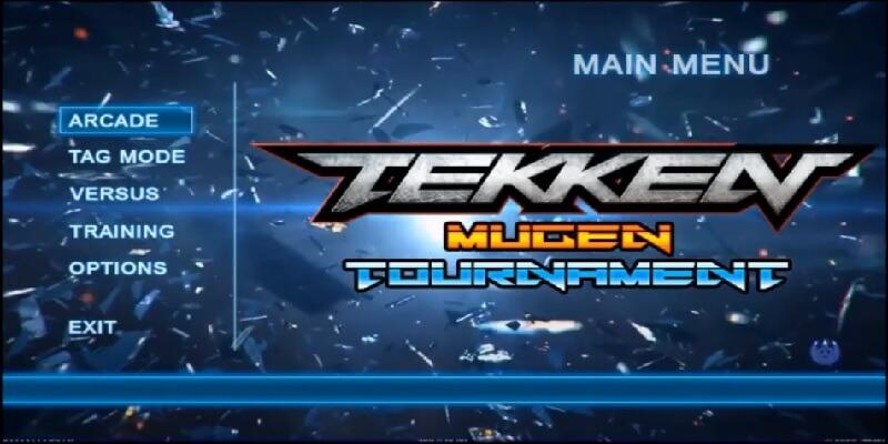 Tekken Mugen Tournament