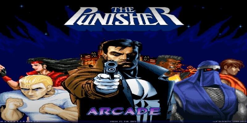 The Punisher MUGEN