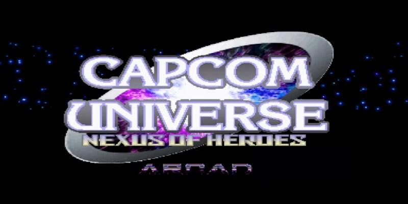 CAPCOM UNIVERSE NEXUS OF HEROES MUGEN