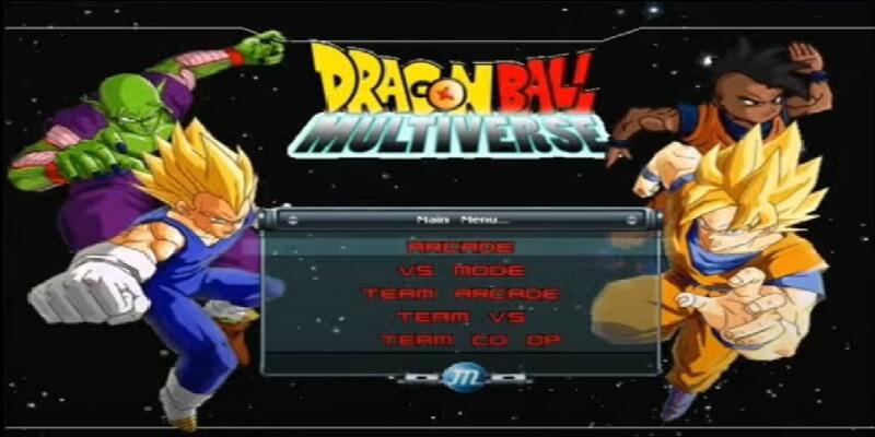 Dragon Ball Multiverse Mugen
