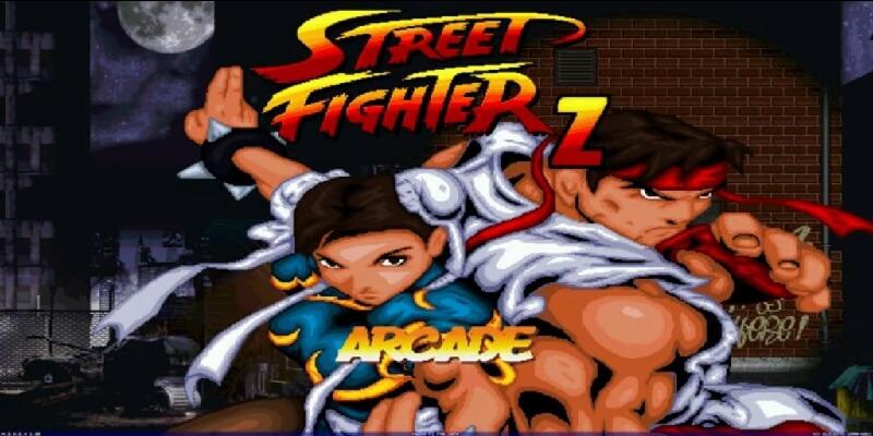 STREET FIGHTER Z MUGEN