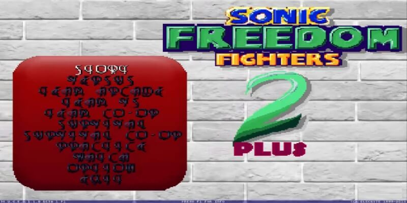 Sonic Freedom Fighters 2 Plus Mugen