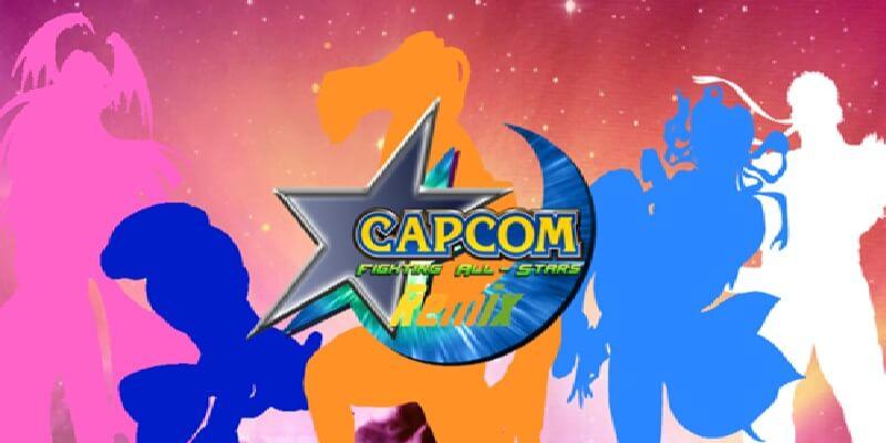 CAPCOM FIGHTING ALL STARS REMIX MUGEN