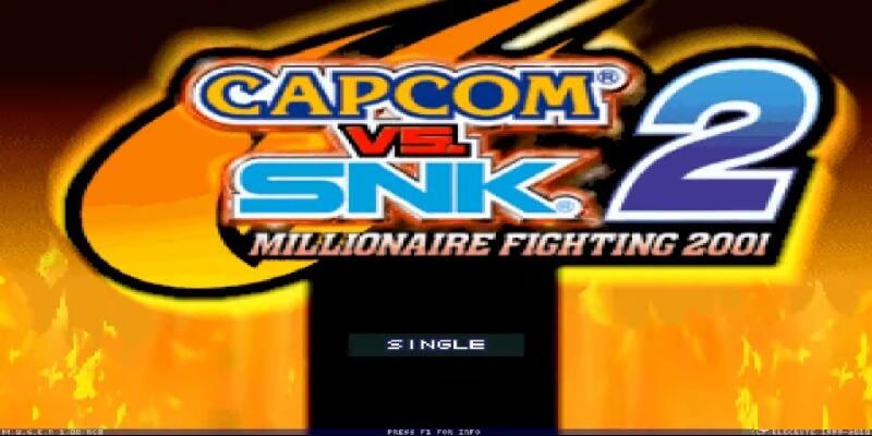 Capcom vs. SNK 2 Ultra Gear Mugen
