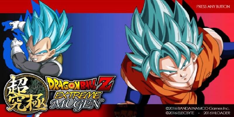DRAGON BALL Z EXTREME MUGEN