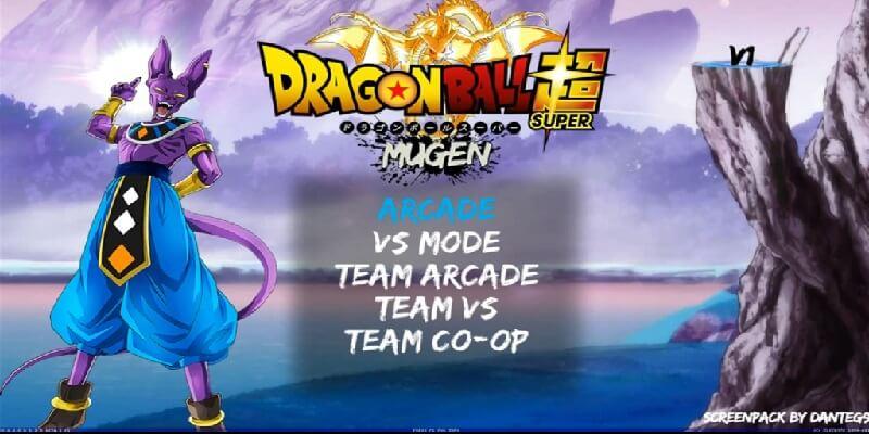 Dragon Ball Super Climax MUGEN
