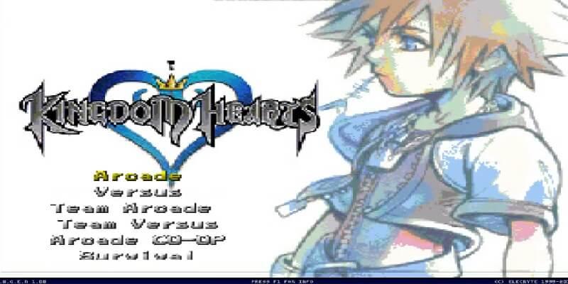 Kingdom Hearts Mugen