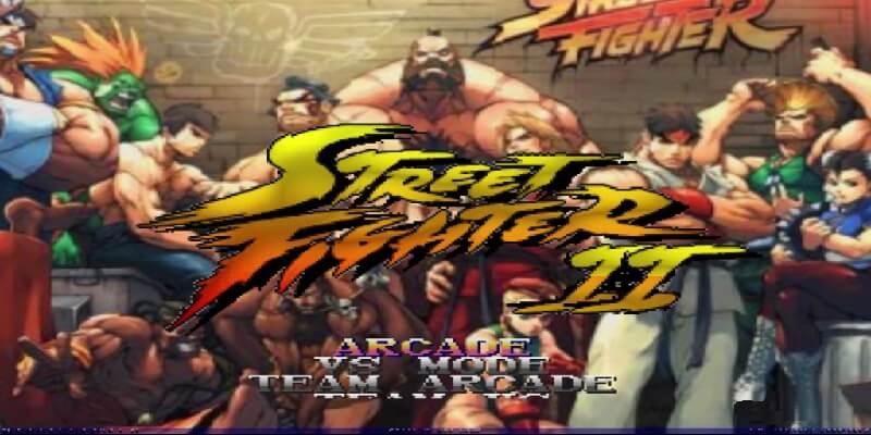 STREET FIGHTER 2 SNK STYLE MUGEN