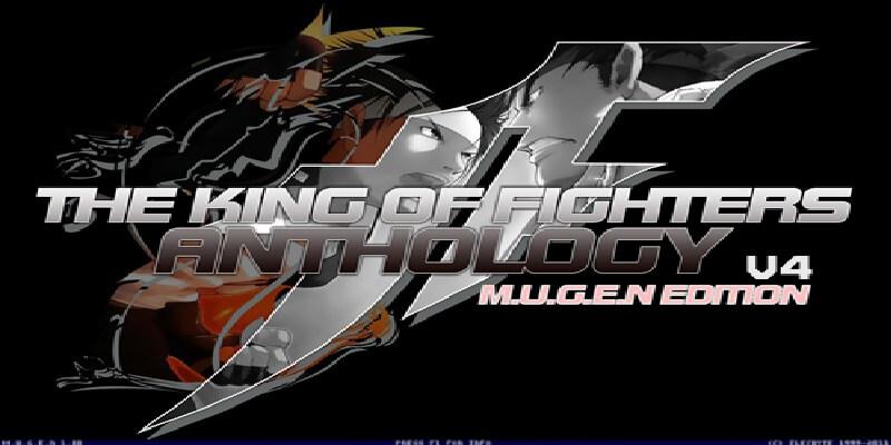 THE KING OF FIGHTERS ANTHOLOGY V.4 MUGEN