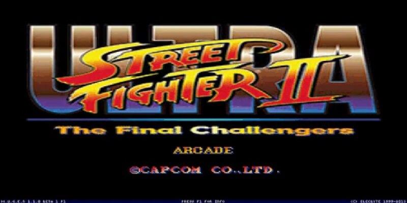 ULTRA STREET FIGHTER II THE FINAL CHALLENGERS MUGEN