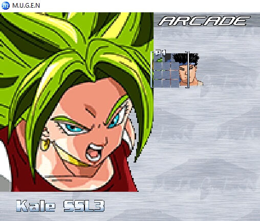 cells in mugen minimized in size