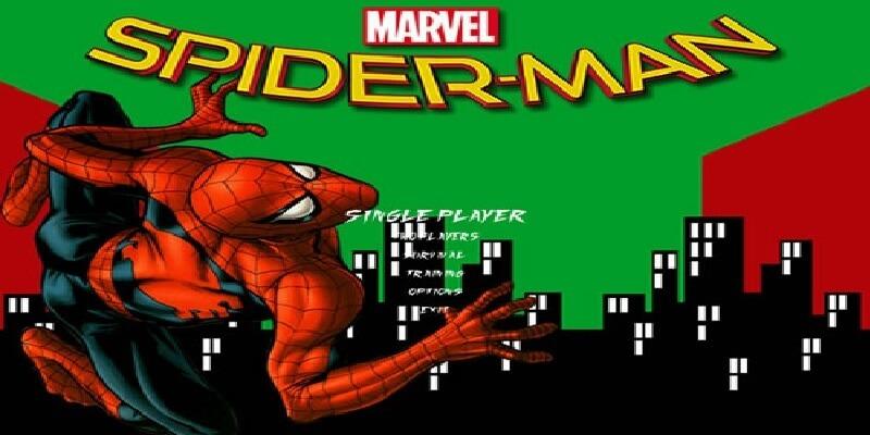 CLASSIC SPIDER-MAN MUGEN