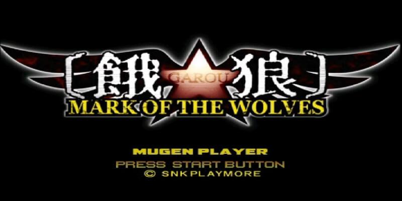 KING OF FIGHTERS MAXIMUM MAYHEM GAROU MARK OF THE WOLVES MUGEN