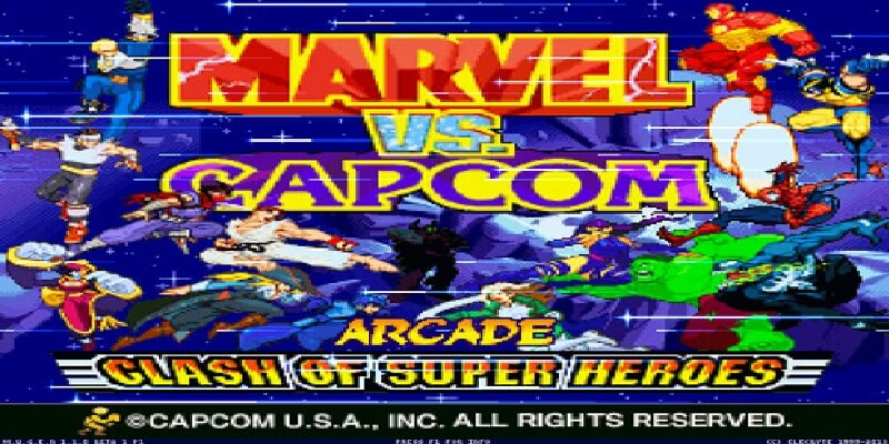 MARVEL VS CAPCOM SPECIAL EDITION MUGEN
