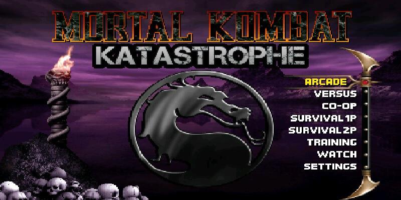 Mortal Kombat Katastrophe Mugen
