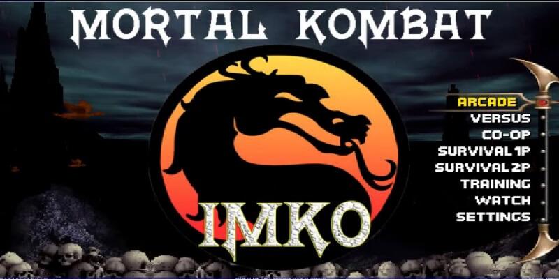 Mortal Kombat Project IMKO Mugen