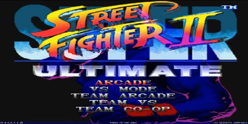 SUPER STREET FIGHTER II ULTIMATE VERSION 3.0 MUGEN