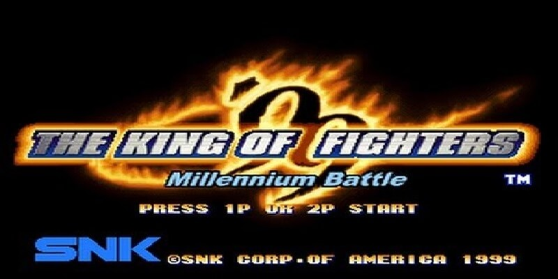 THE KING OF FIGHTERS 99 MILLENNIUM BATTLE