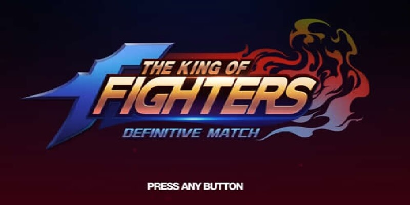 THE KING OF FIGHTERS DEFINITIVE MATCH MUGEN HD