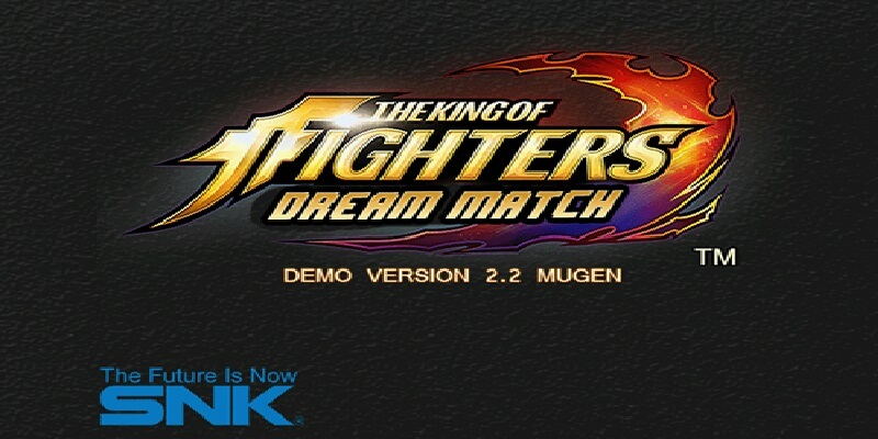 THE KING OF FIGHTERS DREAM MATCH 2.2 MUGEN DEMO