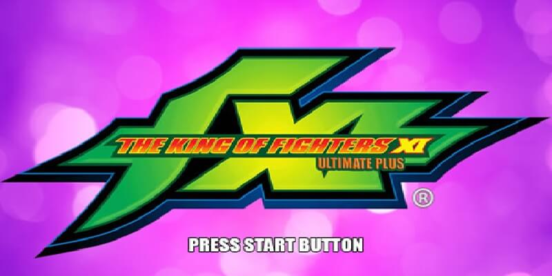 THE KING OF FIGHTERS XI ULTIMATE PLUS MUGEN
