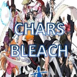 chars bleach