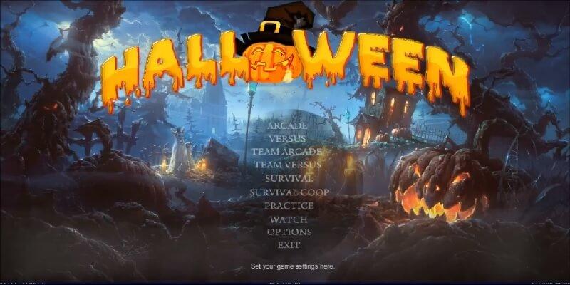 Halloween Mugen