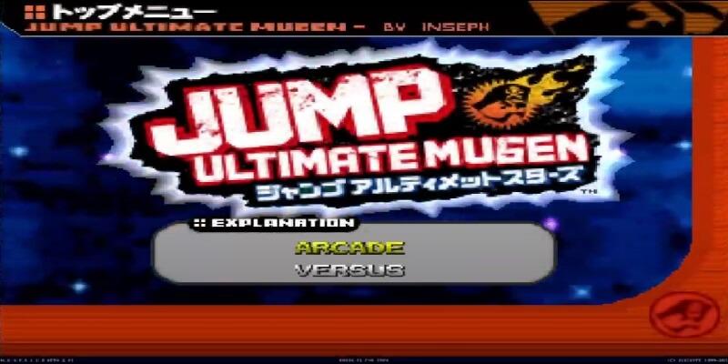 JUMP Ultimate Mugen V2